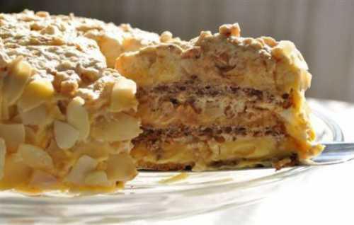 Рецепты торта Пломбирный: секреты выбора
