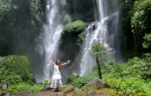 Мы попали в Затерянный Мир Водопады Секумпул - Лемуки