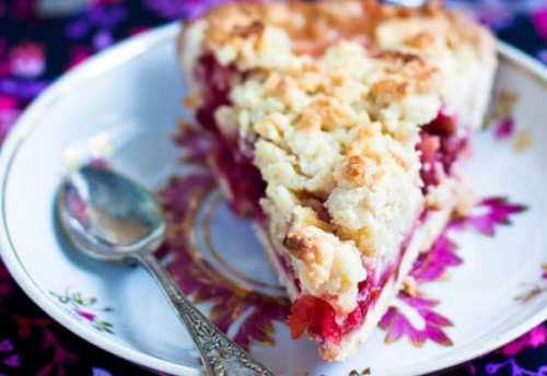 Рецепты пирога со сливами, секреты выбора