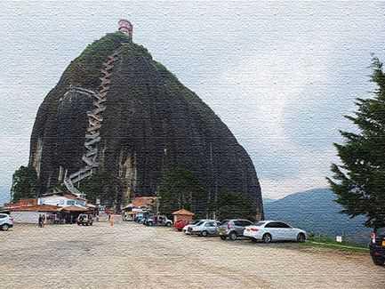 Курорты Колумбии