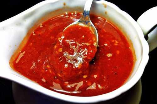 Узнай рецепт острых помидоров на зиму, секреты