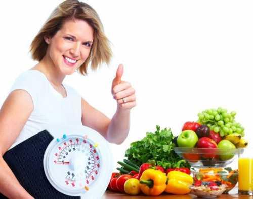 Летняя диета на овощах и фруктах