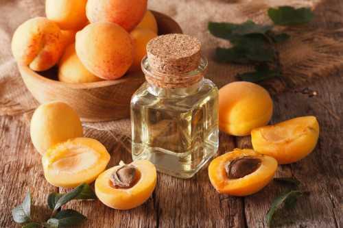 Масло абрикосовых косточек для волос: как сделать волосы красивыми