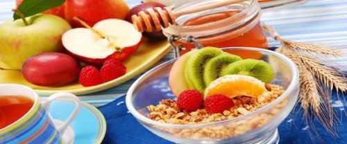 Здоровое питание для крепких костей