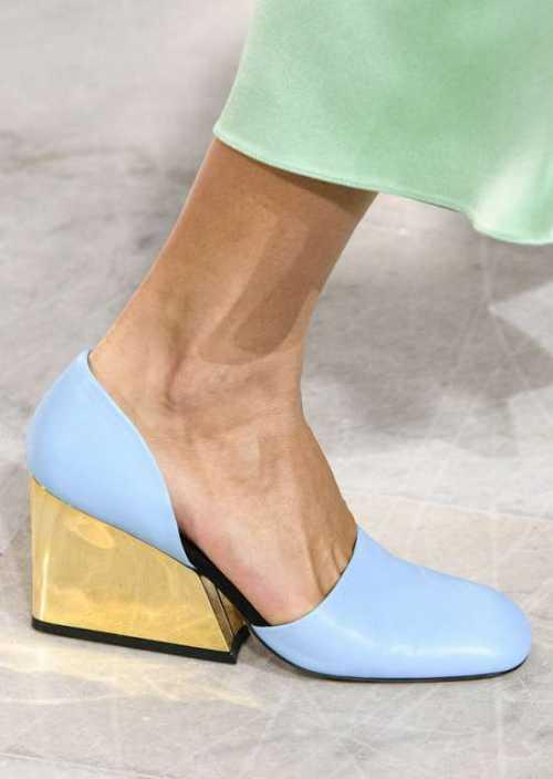 Модная обувь весна 2018: главные тенденции