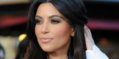 Ким Кардашьян сменила имидж