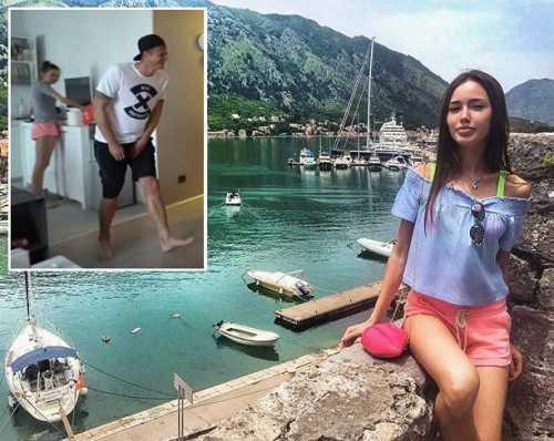 Беременная Анастасия Костенко не боится сглаза