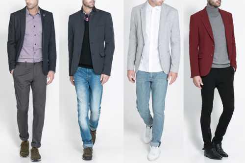 Что лучше носить с джинсами