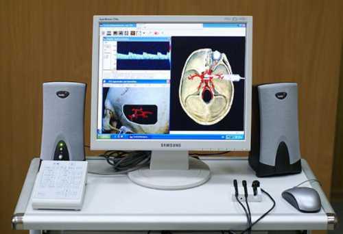 Распознавание патологий головного мозга