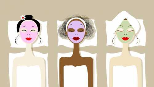 Чего категорически нельзя делать девушкам с сухой кожей