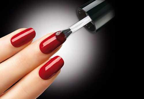 Творожные аппликации для укрепления ногтей
