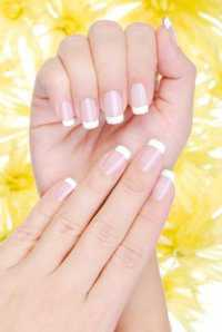 Французский маникюр на коротких ногтях – залог красоты