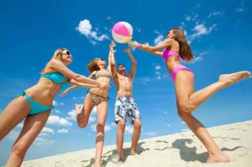 Как сохранить фигуру в отпуске