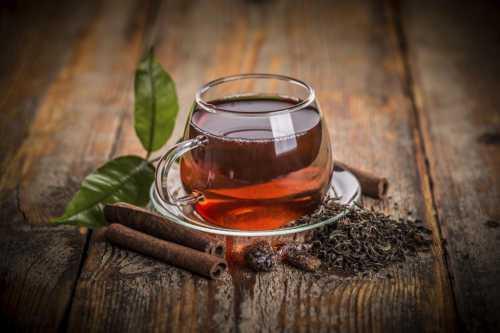 Женское мнение: Черный чай по