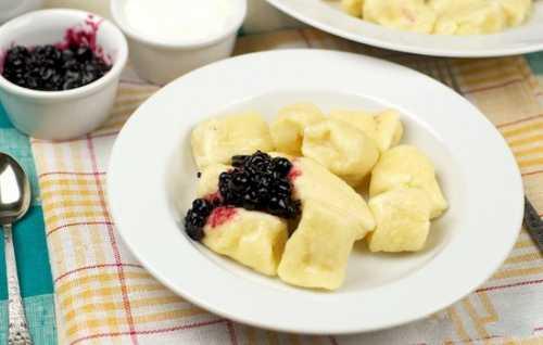 Рецепты вареников с картошкой и творогом, секреты