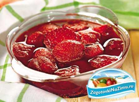 Варенье из клубники: рецепты десертов на зиму