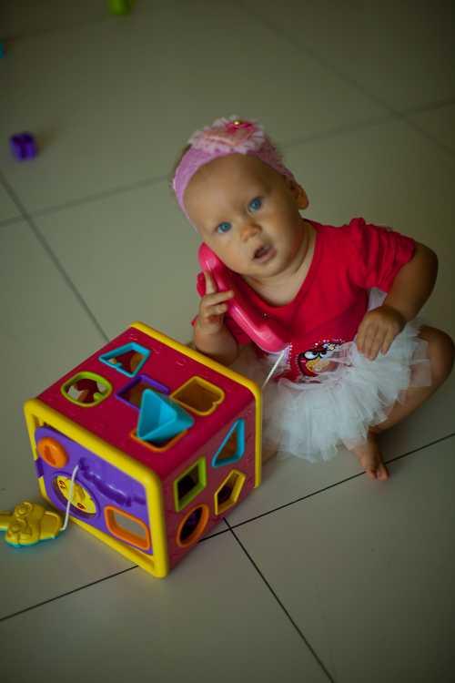 Как много игрушек стоит покупать ребенку