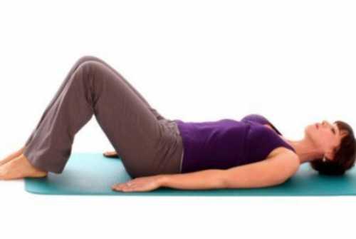 Варианты  гимнастики для тазобедренного сустава: