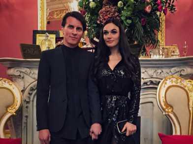 Рудковская написала трогательное поздравление сыну Николаю
