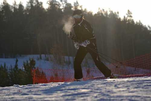 Встать на лыжи и выжить