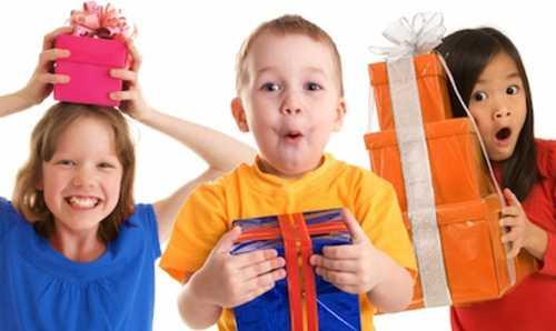 Лучший подарок ребенку