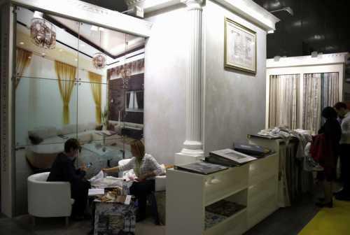 В Москве проходит выставка Heimtextil Russia